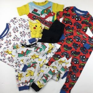 55ab0e6561ec Kids Pajamas Pajama Sets on Poshmark